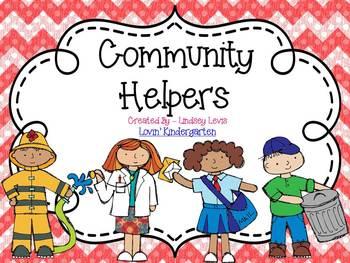 Community Helpers - Mini Unit