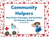 Community Helpers: Non-Fiction Passages and Activities for