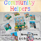 Community Helpers Nonfiction Listen and Learn