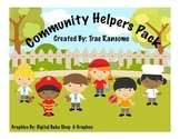 Community Helpers Pack