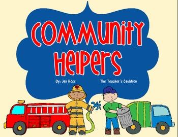 Community Helpers Pack