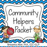Community Helpers Packet