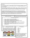 Community Helpers Parent Letter