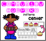 Community Helpers Patterns Center (AB Patterns)