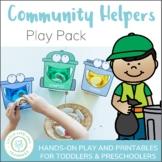 Community Helpers Play Pack