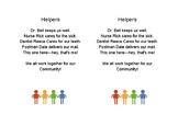Community Helpers Poem