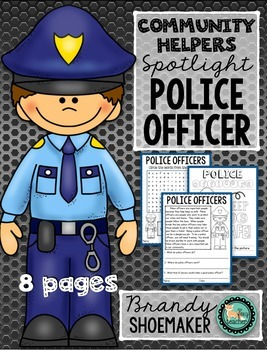Community Helpers: Police Officer