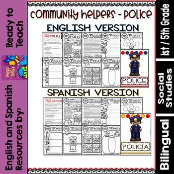 Community Helpers - Police - Polic