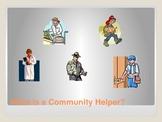 Community Helpers PowerPoint