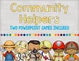 Community Helpers Powerpoint Games