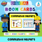 Community Helpers |  Pre-k Kindergarten ELA Social Studies