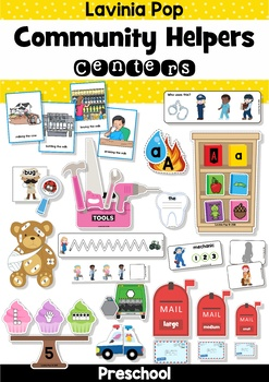 Community Helpers Preschool Centers