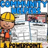 Community Helpers Preschool and Kindergarten