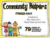 Community Helpers MEGA Pack