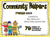 Community Helpers MEGA Pack