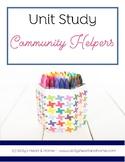 Community Helpers Preschool Theme