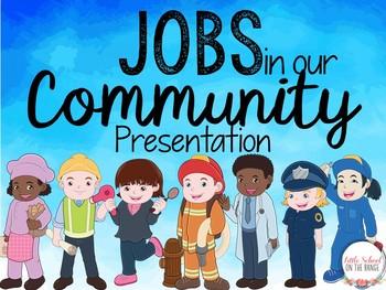 Community Helpers Presentation