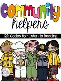 Community Helpers: QR Codes for Daily Five Listen to Readi