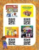 Community Helpers QR Read-Alouds (Listening Center)