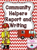 Community Helpers Research Report and Writing
