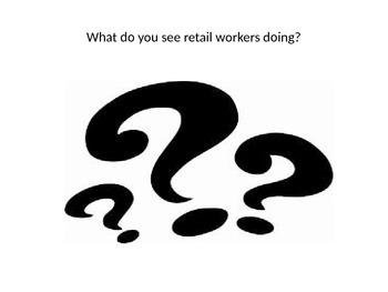 Community Helpers: Retail Workers