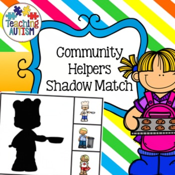 Community Helpers Matching