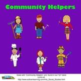 Community Helpers -Song