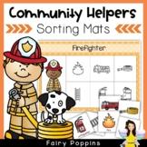 Community Helpers Sort & Classify