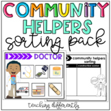 Community Helpers Sorting Pack