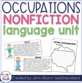 Occupations: Nonfiction Activities for Speech and Language Therapy