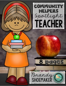 Community Helpers: Teacher
