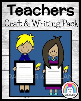 Community Helpers: Teacher Craft and Writing