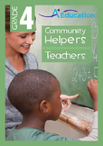 Community Helpers - Teachers - Grade 4
