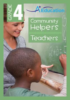 Community Helpers - Teachers - Grade 4