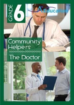 Community Helpers - The Doctor - Grade 6