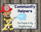 Community Helpers: The People in My Neighborhood
