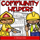 Community Helpers Thematic Unit: Activities and Printables!