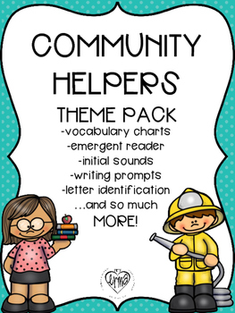 Community Helpers Theme Pack