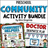 Community Helpers Theme Pack