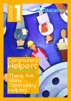 Community Helpers - There Are Many Community Helpers - Grade 1