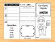 Community Helpers Tri-fold  Graphic Organizers : Janitor