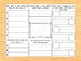 Community Helpers Tri-fold  Graphic Organizers : Mail Carrier