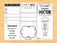 Community Helpers Tri-fold and Graphic Organizers : Doctor : trifold