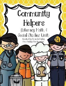 Community Helpers Unit