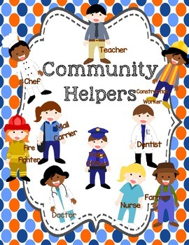 Community Helpers Unit
