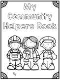 Community Helpers Unit Book