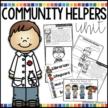 Community Helper Activities