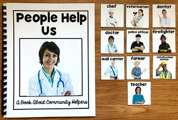 Community Helpers Unit (w/Real Photos)