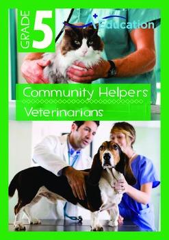 Community Helpers - Veterinarians - Grade 5