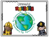 Community Helpers & What They Do INTERACTIVE iPad Activity